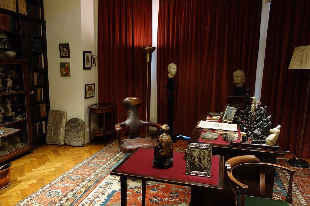Gabinet Zygmunta Freuda