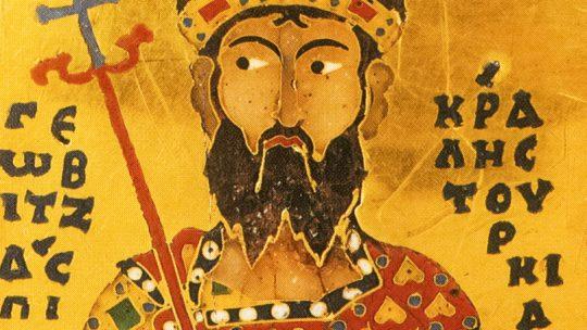 Gejza. Pierwszy z węgierskich królów urodzonych nad Wisłą