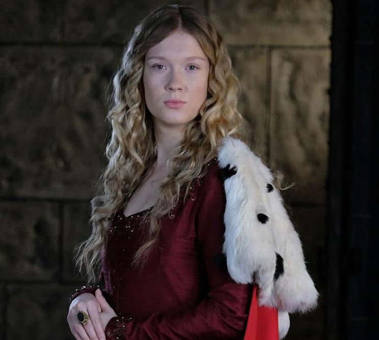 Marta Bryła jako Aldona Anna