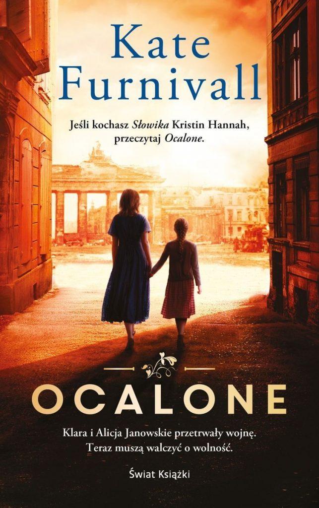 Inspiracją do opublikowania tego artykułu stała się powieść Kate Furnivall pt. Ocalone (Świat książki 2021). Jej główna bohaterka musiała podejmować podczas okupacji trudne decyzje, aby przetrwać.