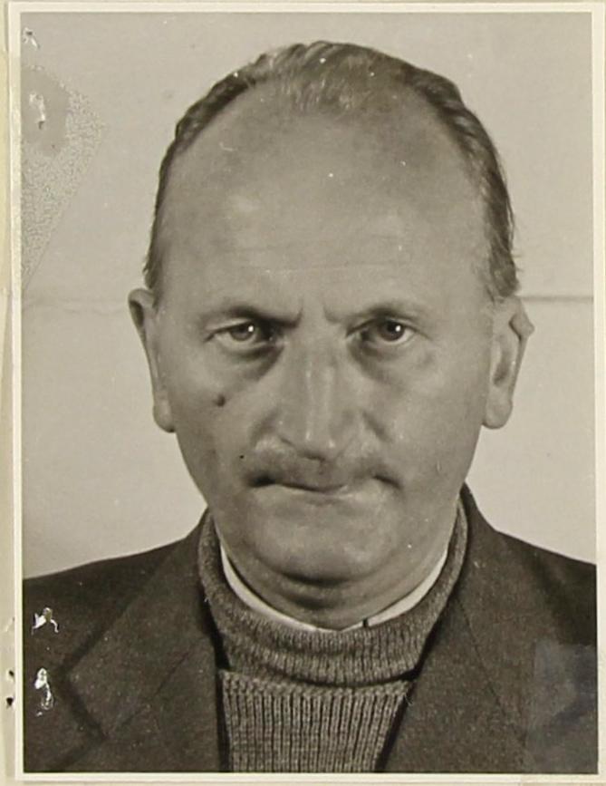 Oficer Abwehry w Holandii Hermann Giskes