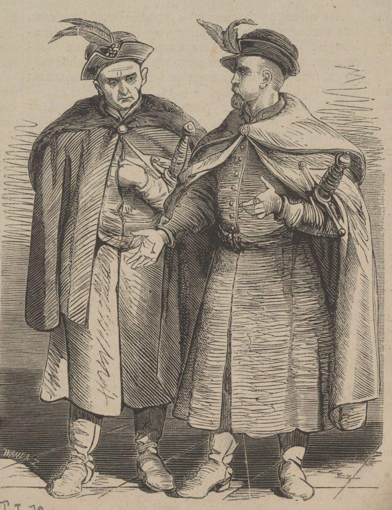 W XVI wieku szlachta nadal wolała stawiać się na pospolite ruszenie niż płacić podatki na wojsko (Juliusz Kossak/domena publiczna).