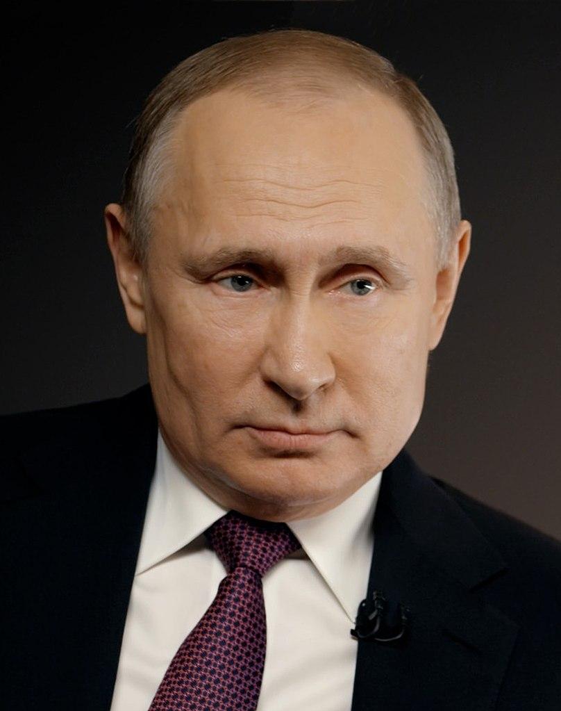 Według plotek Kabajewa miał urodzić Putinowi już pięcioro dzieci (Kremlin.ru/CC BY 4.0).