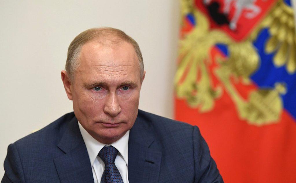 Władimira Putina na pewno nie można posądzić o pruderyjność (Kremlin.ru/CC BY 4.0).