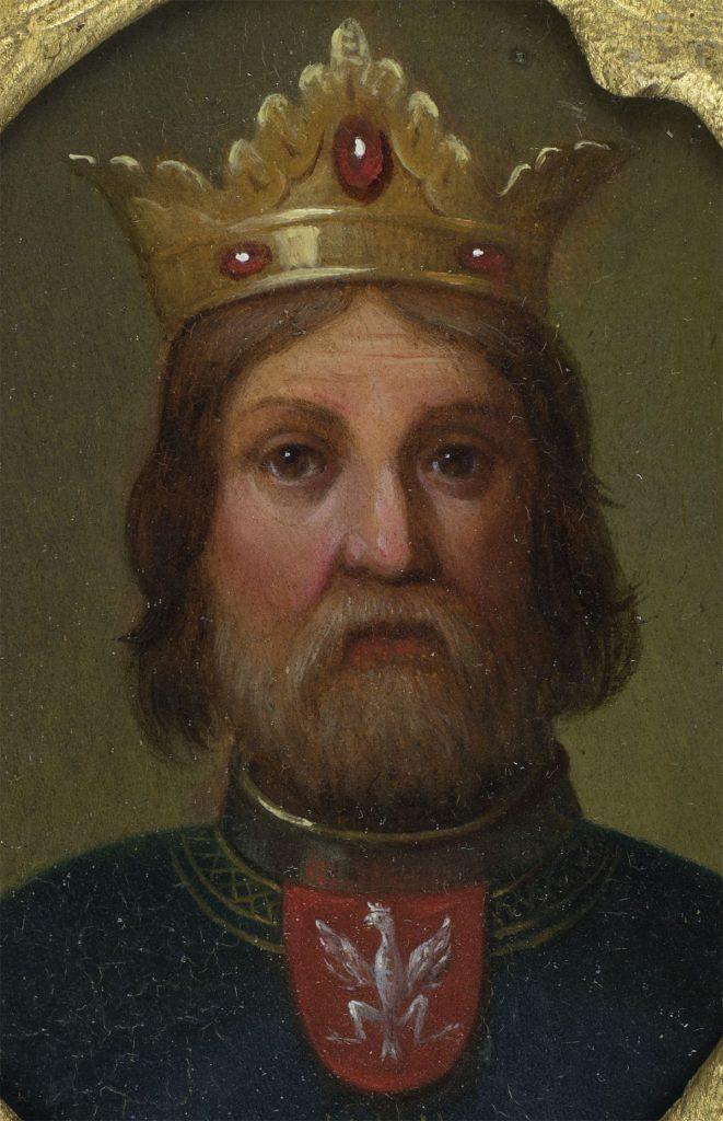 Bolesław Chrobry na nowożytnym obrazie.