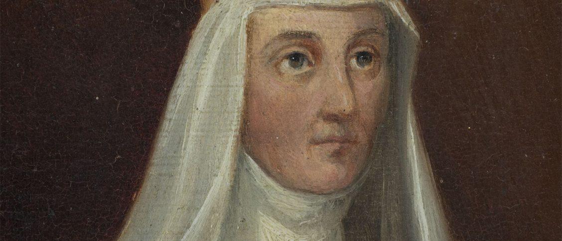 Elżbieta Granowska w wyobrażeniu Marcelego Krajewskiego. Obraz XIX-wieczny
