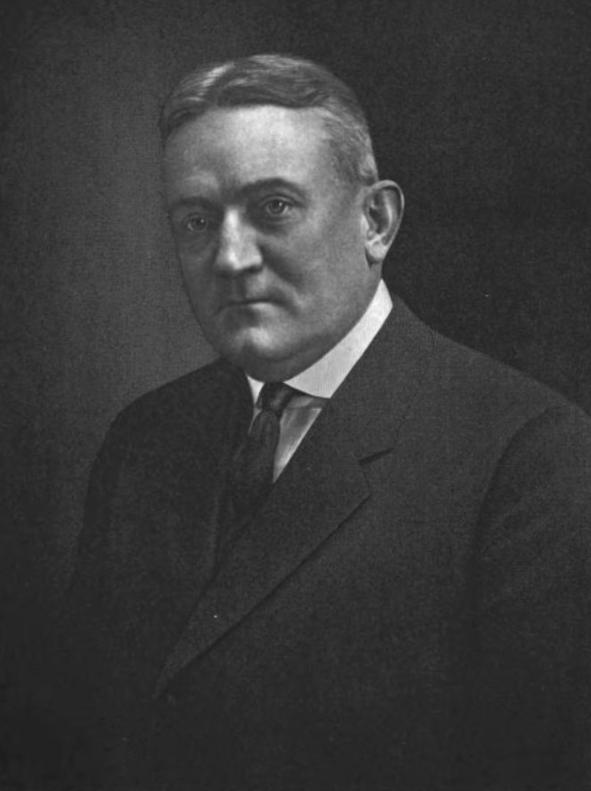 Henry Cotton na fotografii z 1924 roku.