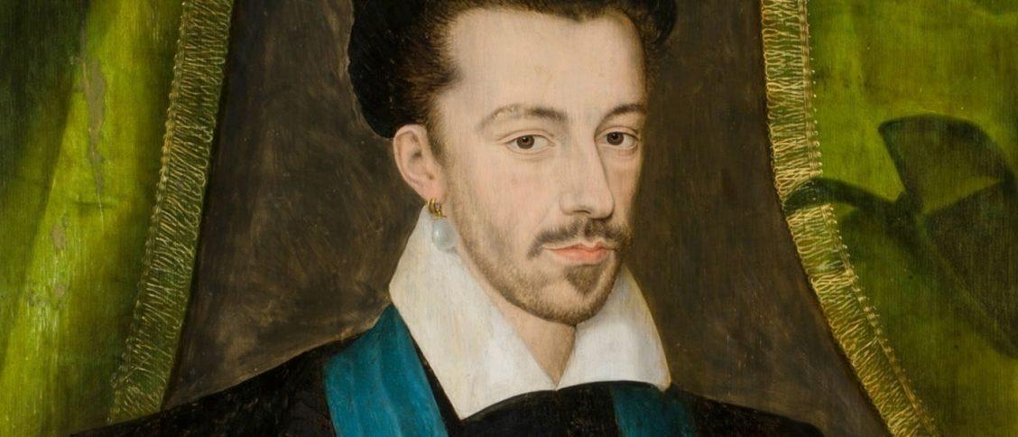 Henryk Walezy na portrecie wykonanym za życia.
