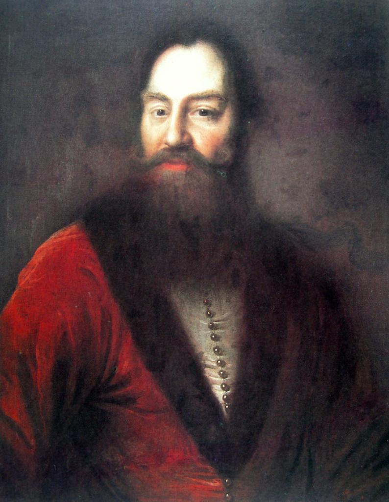 Jan Stanisław Jabłonowski, czyli domniemany kochanek Elżbiety. Tutaj już na XVIII-wiecznym portrecie (Ádám Mányoki/domena publiczna).
