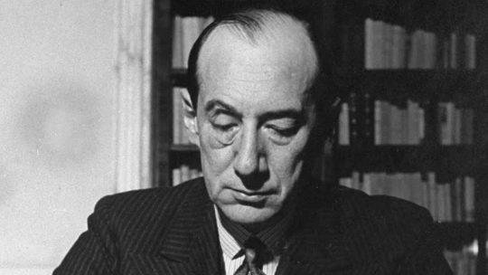 Józef Beck na fotografii z lat 30 fb