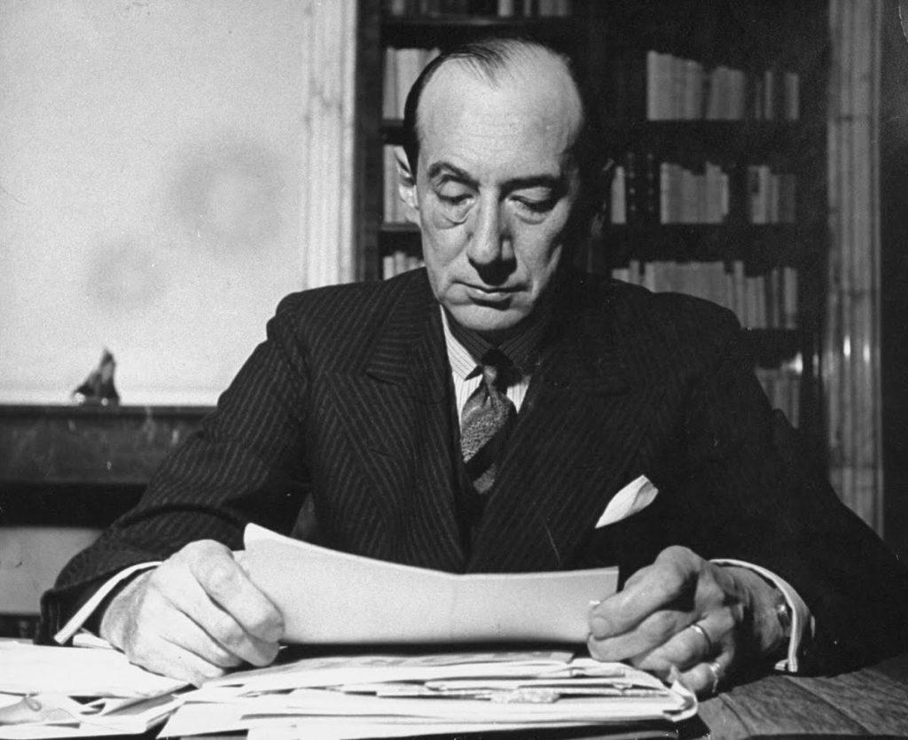 Józef Beck na fotografii z lat 30.