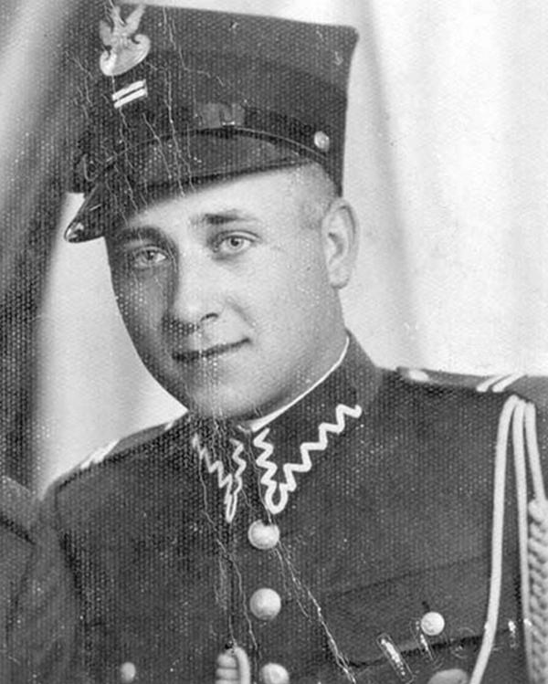 """Józef Franczak """"Lalek"""". Uznawany za ostatniego polskiego żołnierza wyklętego (domena publiczna)."""