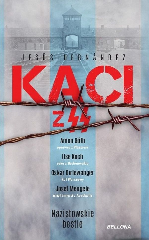Artykuł powstał głównie w oparciu o książkę Jesusa Hernandeza pt. Kaci z SS. Nazistowskie bestie (Bellona 2021).