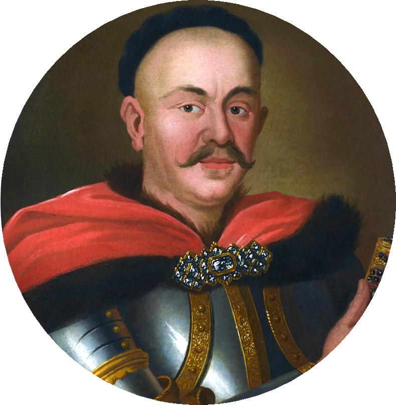 Ojciec Elżbiety Stanisław Herakliusz Lubomirski  (domena publiczna).