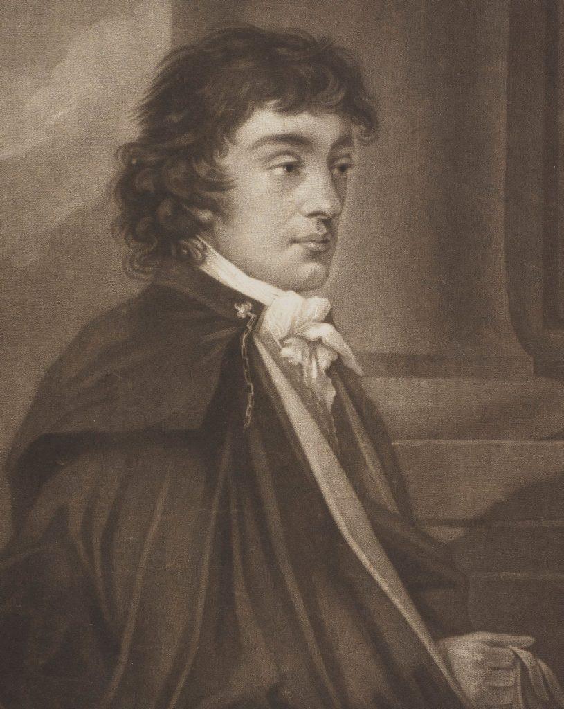 Podobizna księcia Adama Jerzego Czartoryskiego z końca XVIII wieku (Joseph Abel/domena publiczna).
