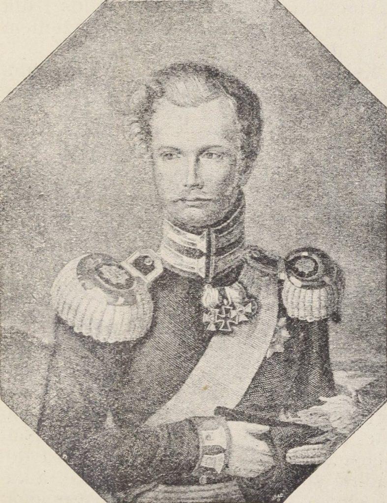 Portret młodego Wilhelma Hohenzollerna (domena publiczna).