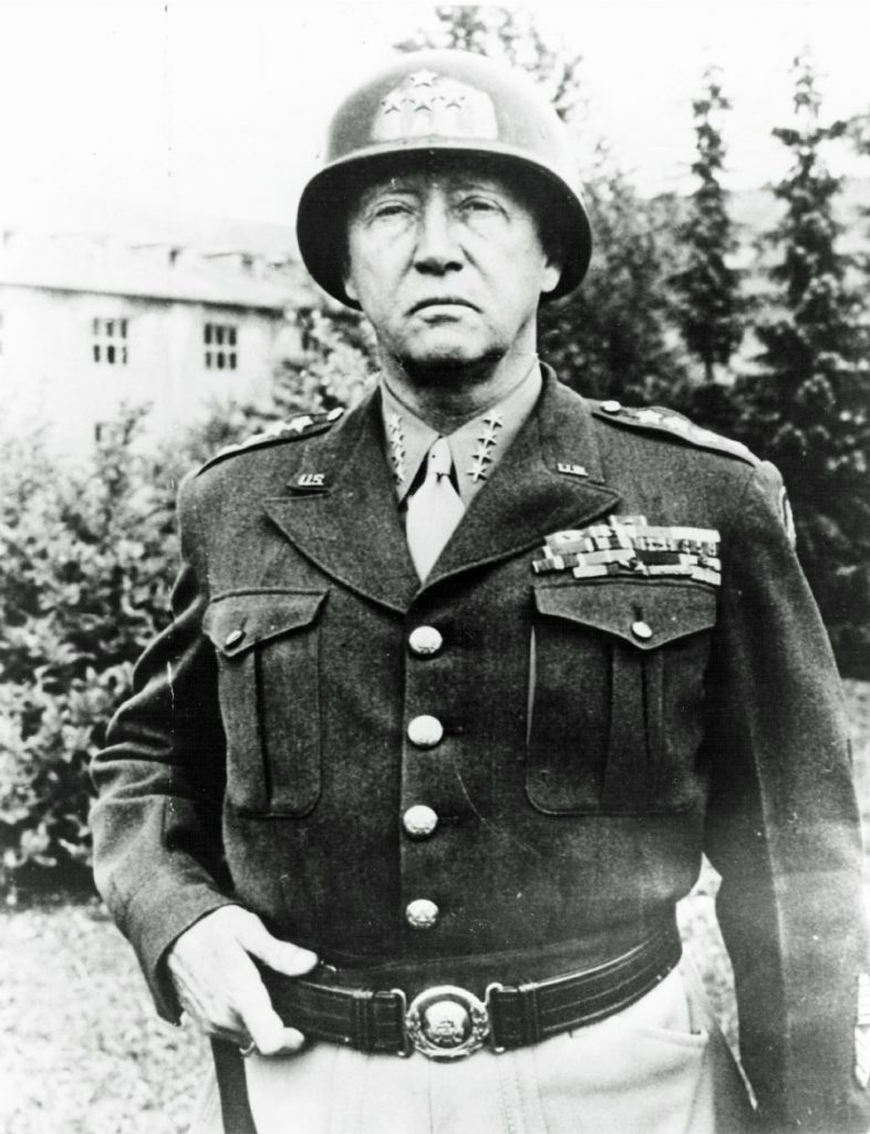 Śmierć generała Patttona do dzisiaj budzi wiele kontrowersji (domena publiczna).
