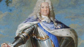 Stanisław Leszczyński na portrecie z 1725 roku.