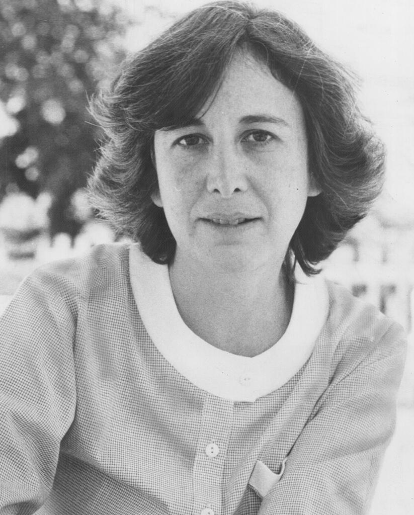 Susan Brownmiller na fotografii z 1977 roku