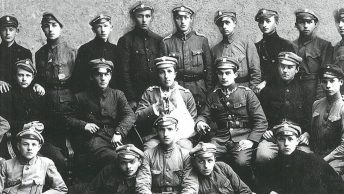 Uczestnicy powstania sejneńskiego