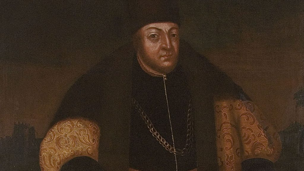Zygmunt August na obrazie nieznanego malarza nowożytnego