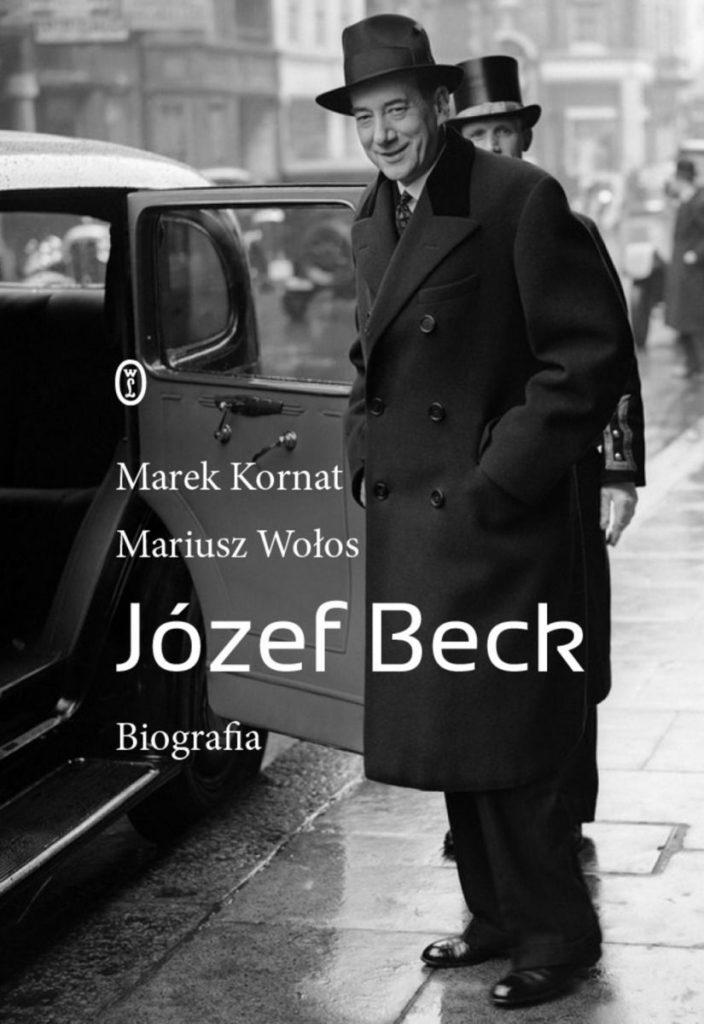 józef beck biografia - okładka