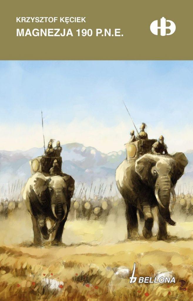 Artykuł powstał między innymi w oparciu o książkę Krzysztofa Kęćka pt. Magnezja 190 p.n.e.