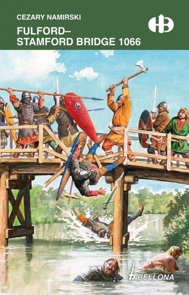 Tekst stanowi fragment książki Cezarego Namirskiego pt. Fulford-Stamford Bridge 1066.