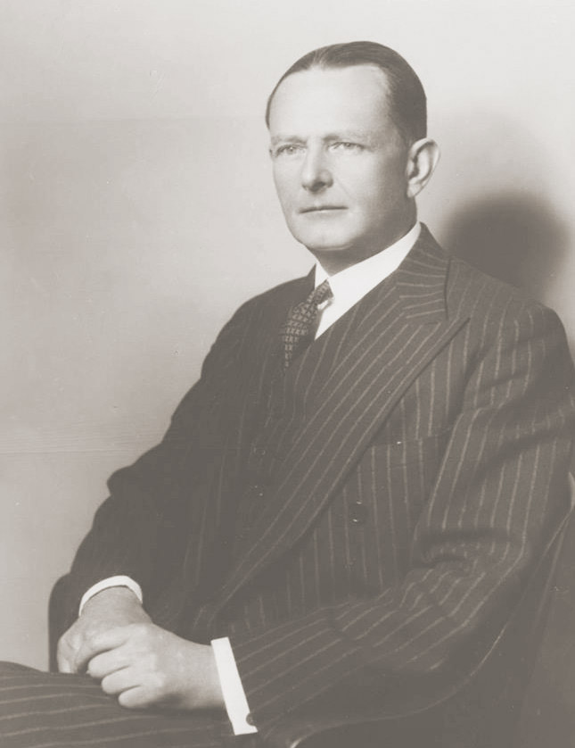 Edward Raczyński. Fotografia z lat 30. XX wieku.