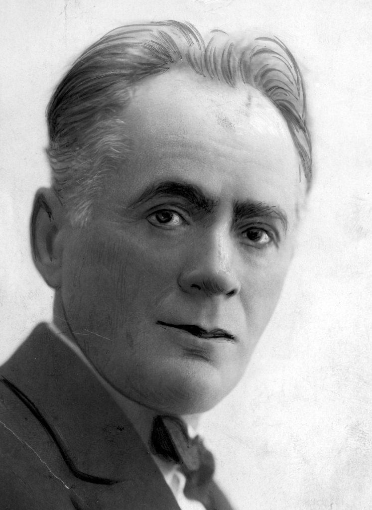 Herman Lieberman, zdjęcie z lat 20. XX wieku (domena publiczna).