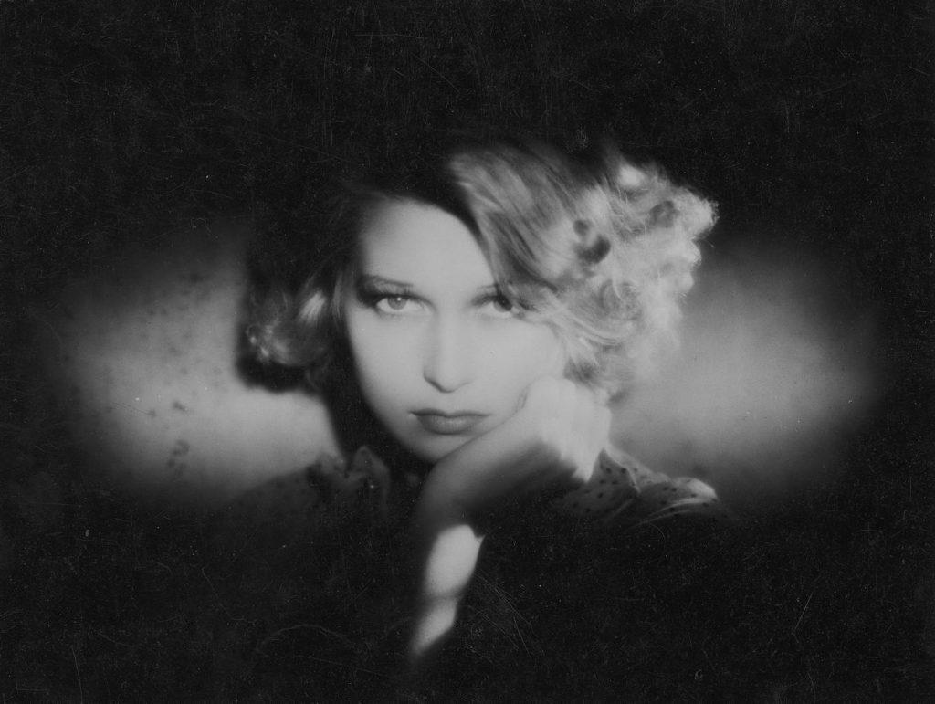 Ina Benita jako Anna w filmie Ludzie Wisły z 1937 roku (domena publiczna).
