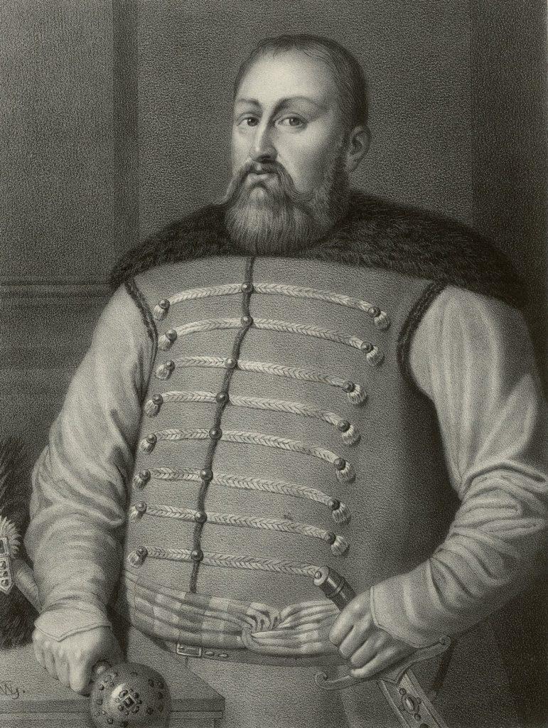Jeremi Wiśniowiecki i hetman  Mikołaj Potocki nie pałali do siebie sympatią (Wojciech Gerson/domena publiczna).