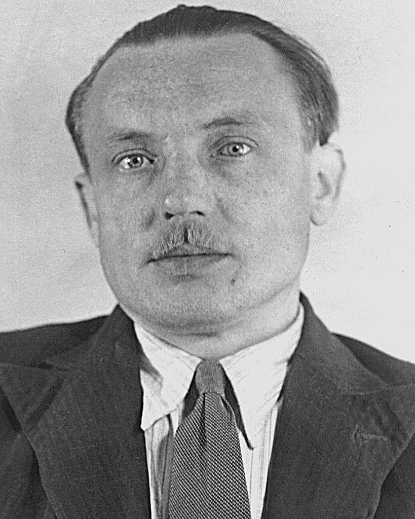Karl Čurda na zdjęciu wykonanym już po wojnie (archiwum Miloše Doležala/materiały prasowe).