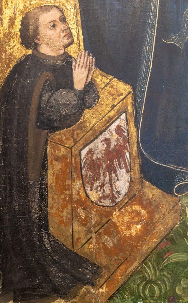 Margrabia Fryderyk I Hohenzollern
