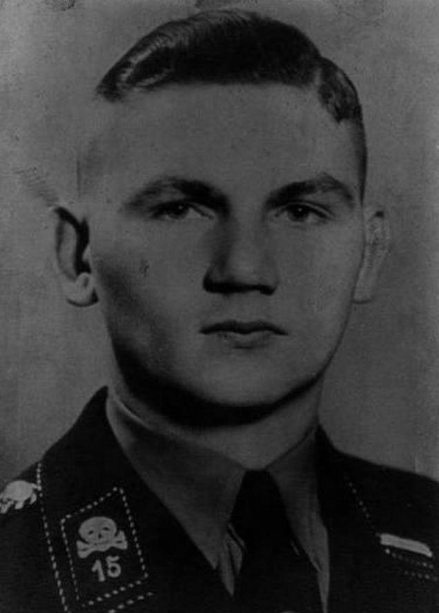 Martin Sommer był jednym z największych sadystów wśród strażników niemieckich obozów koncentracyjnych (domena publiczna).