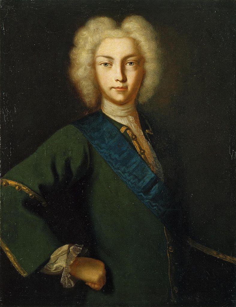 Piotr II zmarł w wieku zaledwie 14 lat (domena publiczna).