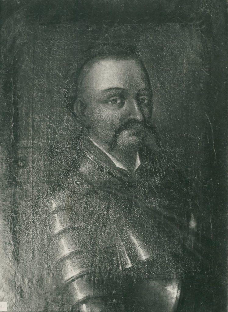 Po śmierci Wiśniowieckiego szybko przeprowadzono sekcję zwłok. Na ilustracji przedwojenna fotokopia kolejnego portretu księcia (domena publiczna).