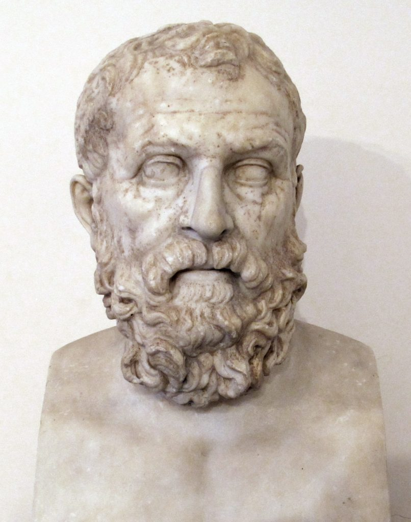 Solon został wybrany archontem w 594 roku p.n.e. (Sailko/CC BY-SA 3.0).