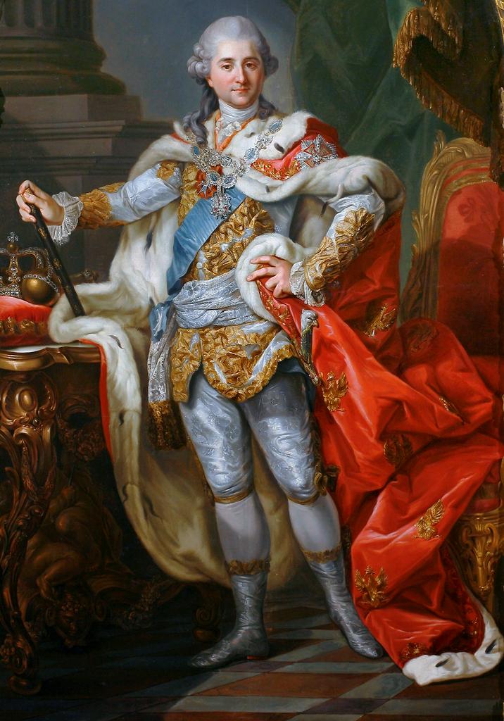 Stanisław August Poniatowski od początku swych rządów dążył do reform (Marcello Bacciarell/domena publiczna).
