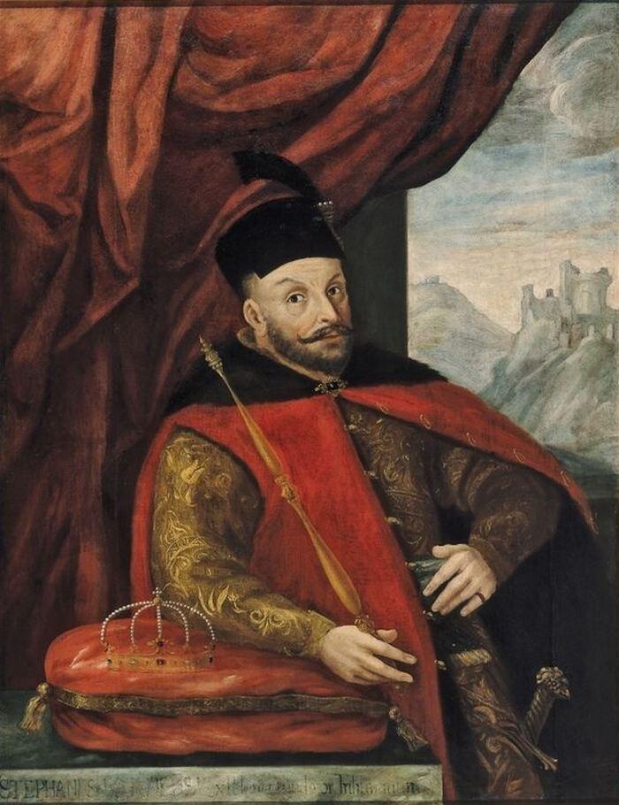 Stefan Batory przez wielu uważany był za okaz zdrowia. Tak naprawdę monarchę trapiło wiele dolegliwości (domena publiczna).
