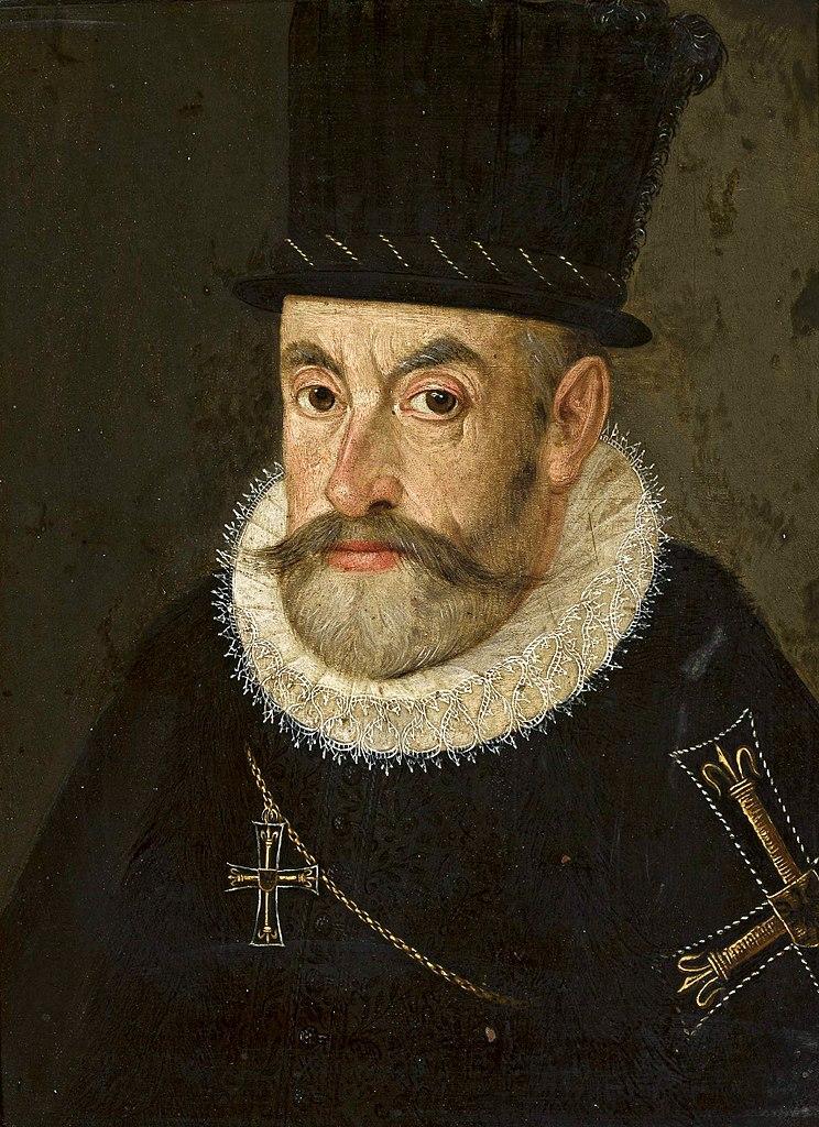 Arcyksiążę Maksymilian Habsburg.