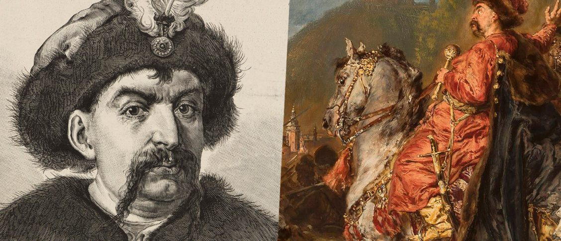 Dwa XIX-wieczne przedstawienia Bohdana Chmielnickiego.