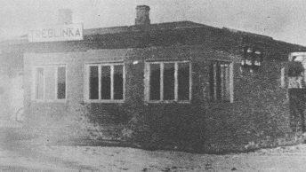 Budynek stacji kolejowej w Treblince