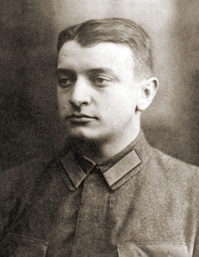 Do stłumienia powstania bamowskiego wyznaczono generała Michaiła Tuchaczewskiego (domena publiczna).