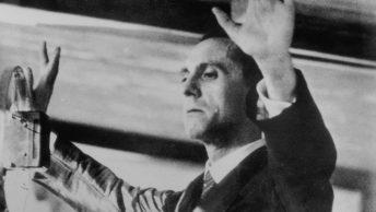 Joseph Goebbels potrafił mistrzowsko manipulować opinią publiczną