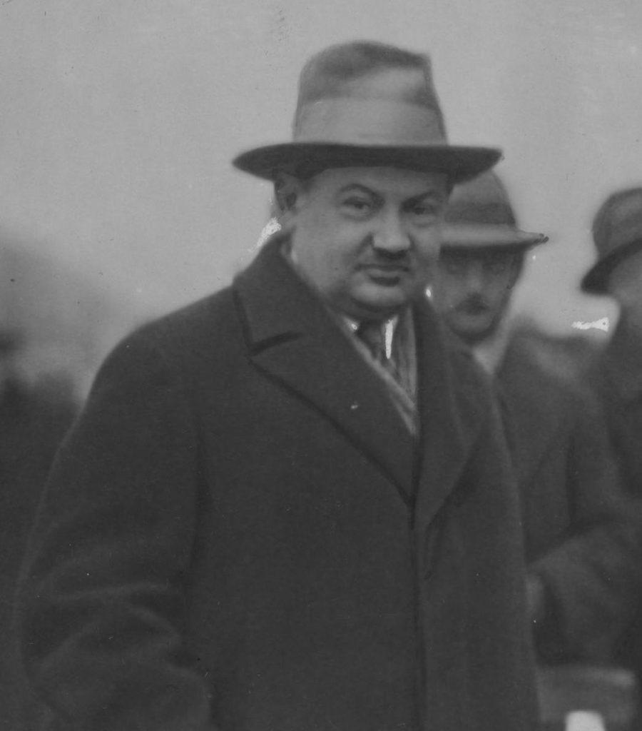 Naczelnik Wydziału Wschodniego MSZ Tadeusz Hołówko (domena publiczna).