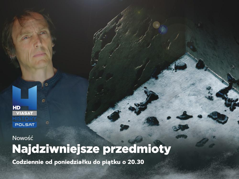 """Inspiracją do opublikowania tego artykułu był program """"Najdziwniejsze przedmioty"""", którego premiera odbędzie się w poniedziałek 19 kwietnia o 20:00 na kanale Polsat Viasat History. Emisja kolejnych odcinków w dni powszednie o 20:00."""