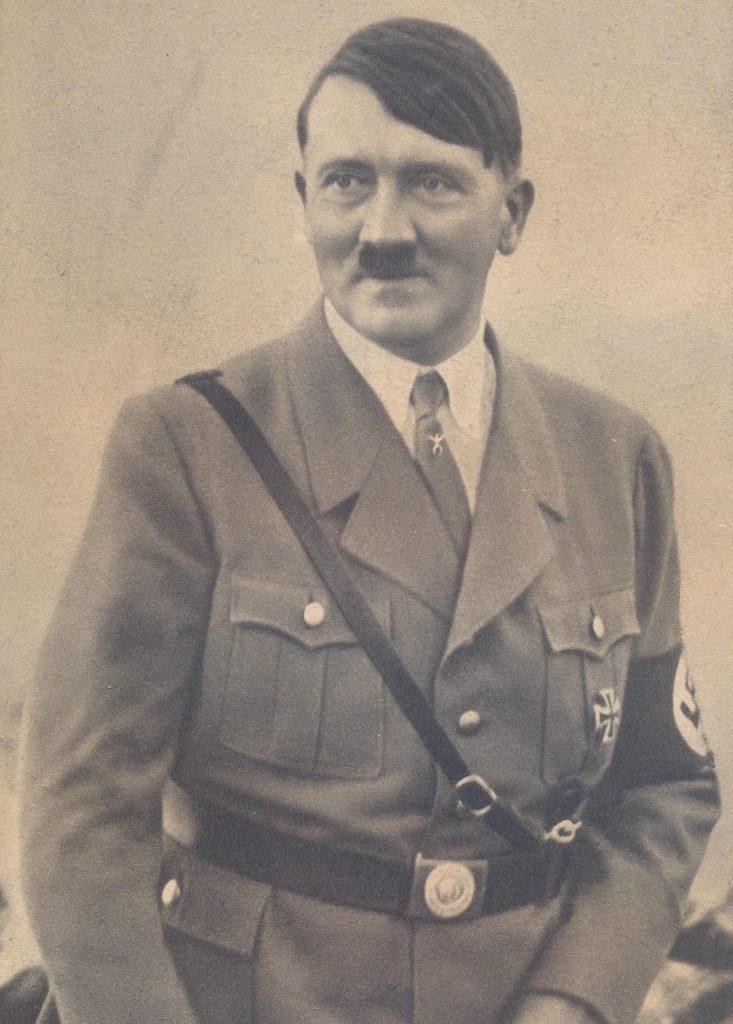 Niewiele brakowało, a Hitler sam wysłał się na tamten świat już w 1934 roku (domena publiczna).