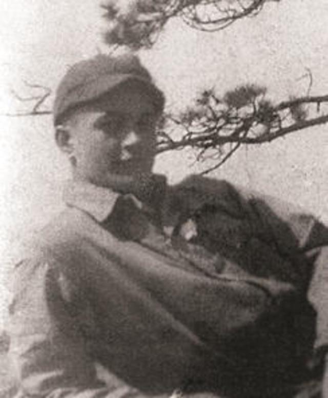 Sierżant Paul Faircloth. Zdjęcie z książki Szpica. Od Wału zachodniego do Zagłębia Ruhry (materiały prasowe).