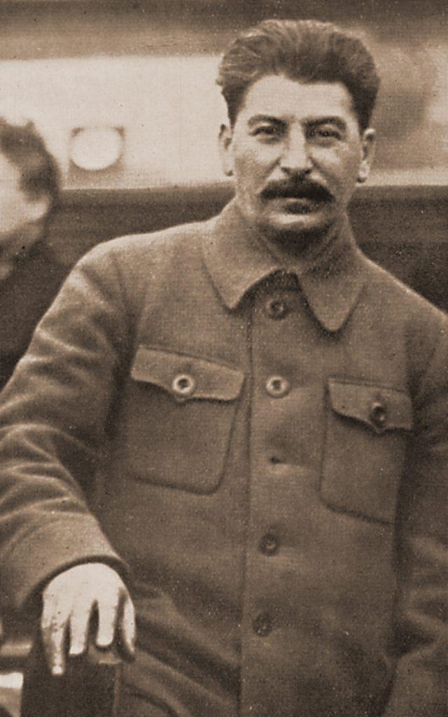 Bezwzględna polityka Stalin wobec Ukrainy doprowadziła do wprost niewyobrażalnej tragedii (domena publiczna).